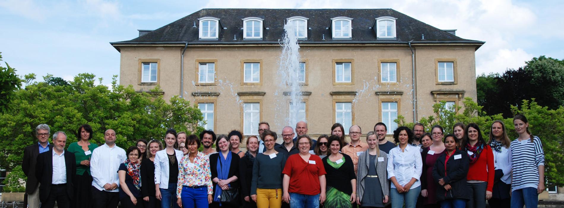 International Histories of Education Summer School held in Luxembourg 18-20 June 2015